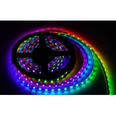 Taśma RGB 300 smd 5050 14,4W IP20 12V