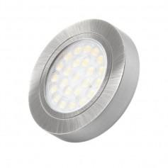 Oprawka LED podszafkowa okrągła wpuszczana