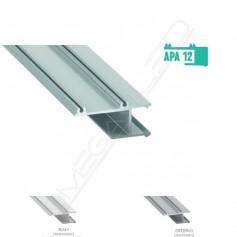 Profil led APA 12 wykończeniowy do płyt GK 12,5mm