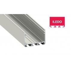 Profil led ILEDO nawierzchniowy 43 x 30mm