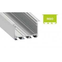 Profil led INSO wpuszczany 43 x 30mm