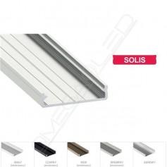Profil led SOLIS nawierzchniowy 43 x 9,30mm