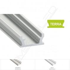 Profil wpuszczany podłogowy wodoszczelny TERRA 20,01 x 9mm