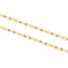 Taśma led 600 smd 2835 ultra slim 4mm 9,6W IP20 12V