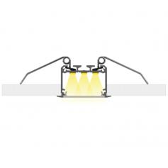 Sprężyny montażowe do profilu INSO