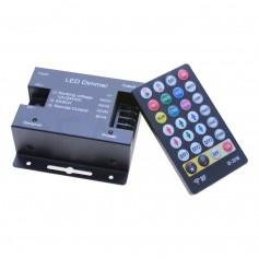 Sterownik RF RGBW 28 przycisków 288W