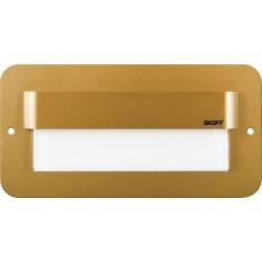 SKOFF Oprawa LED SALSA MAX mosiądz mat