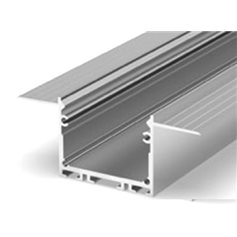 Profil led P22-7 do gipsowania 31 x 25 mm