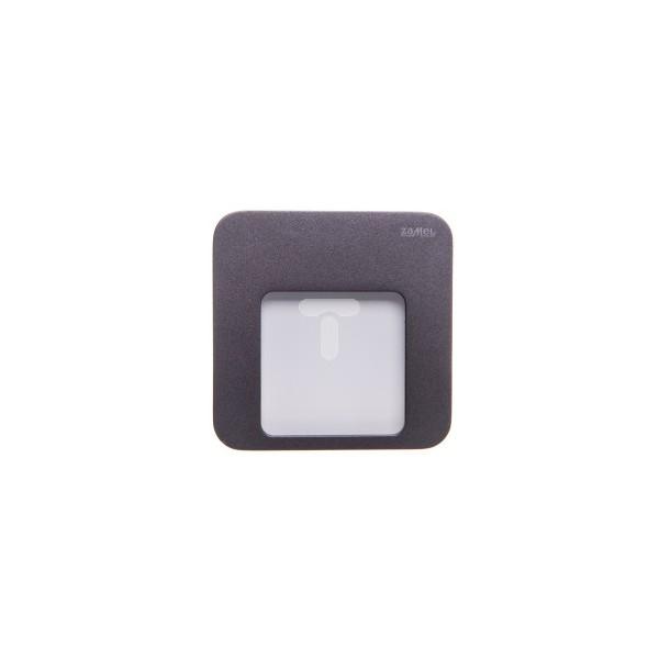 Oprawa LED MOZA PT 230V AC GRF biała zimna 01-221-31 LED10122131