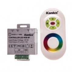 Kontroler do liniowych modułów LED RGB RGB-RF 22140