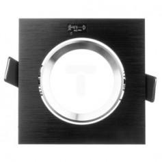 Oprawa punktowa 1x50W GX5,3 IIIkl. 12V IP20 GWEN CT-DTL50-B czarna 18530