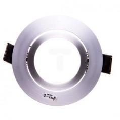 Oprawa punktowa 1x50W GX5,3 IIIkl. 12V IP20 EVIT CT-DTO50-AL aluminium 18561